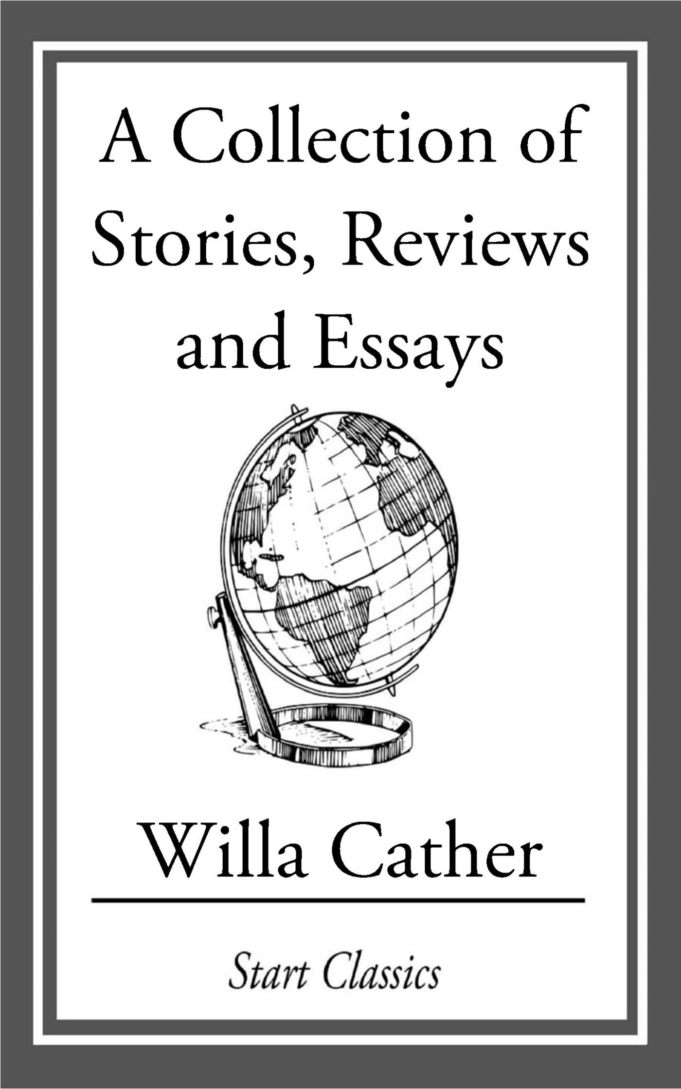 willa cathers use of landscape essay Essays and criticism on willa cather's my antonia - critical essays how either the landscape by willa cather, was the author's impressive use of imagery.