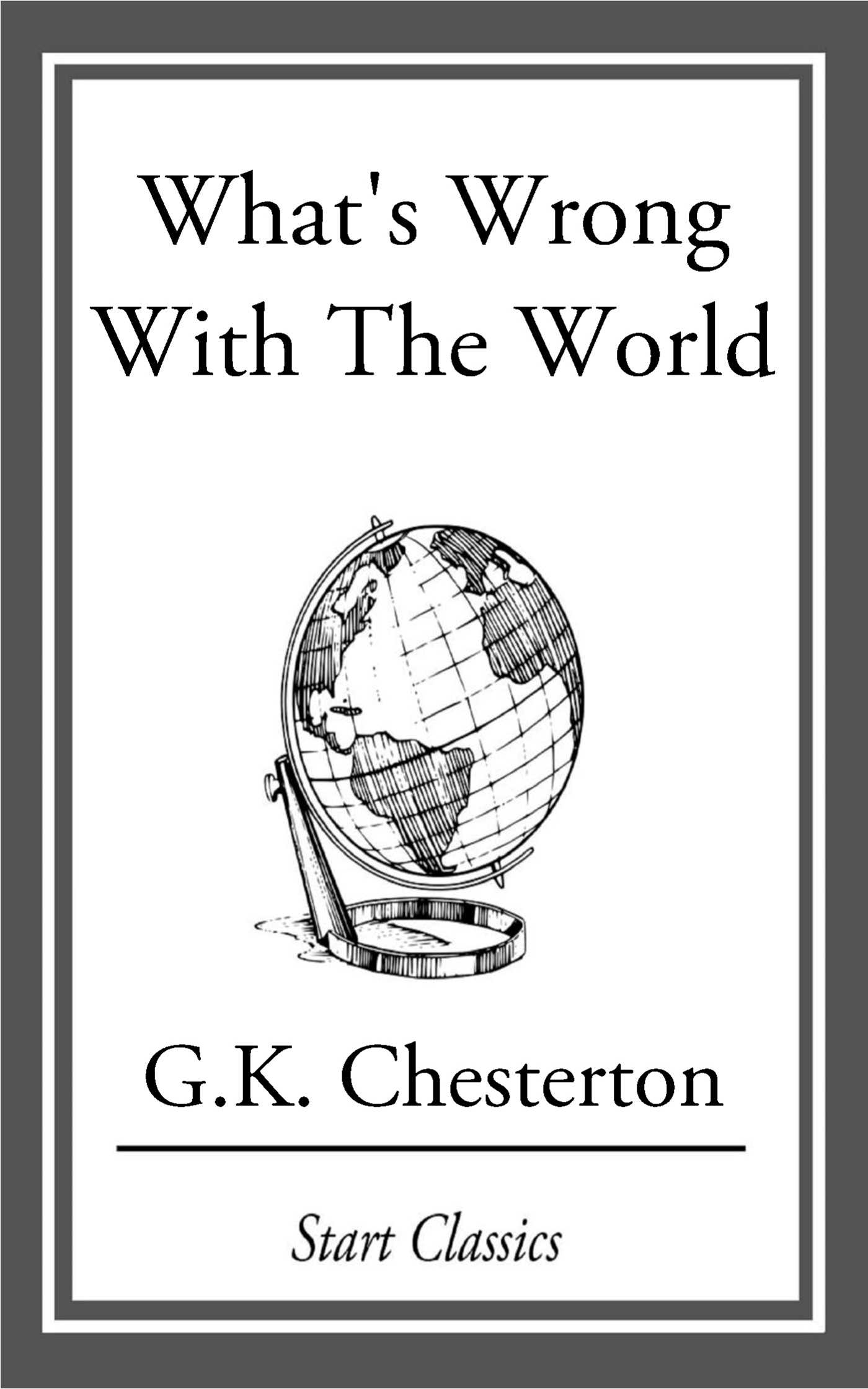 what s wrong the world ebook by g k chesterton official whats wrong the world 9781609773748 hr