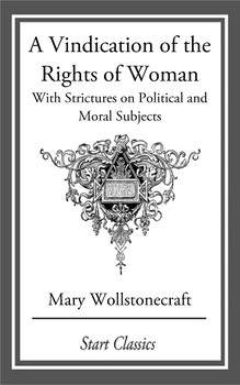 A Vindication of the Rights of Woman Summary