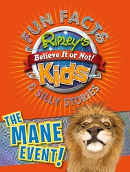 Ripley's Fun Facts & Silly Stories: THE MANE EVENT