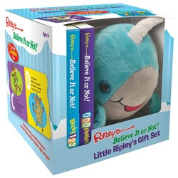 Ripley's Believe It or Not! Little Ripley's Gift Set Narwhal
