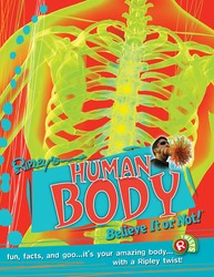 Ripley Twists PB: Human Body