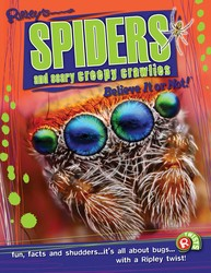 Ripley Twists PB: Spiders and Scary Creepy Crawlies
