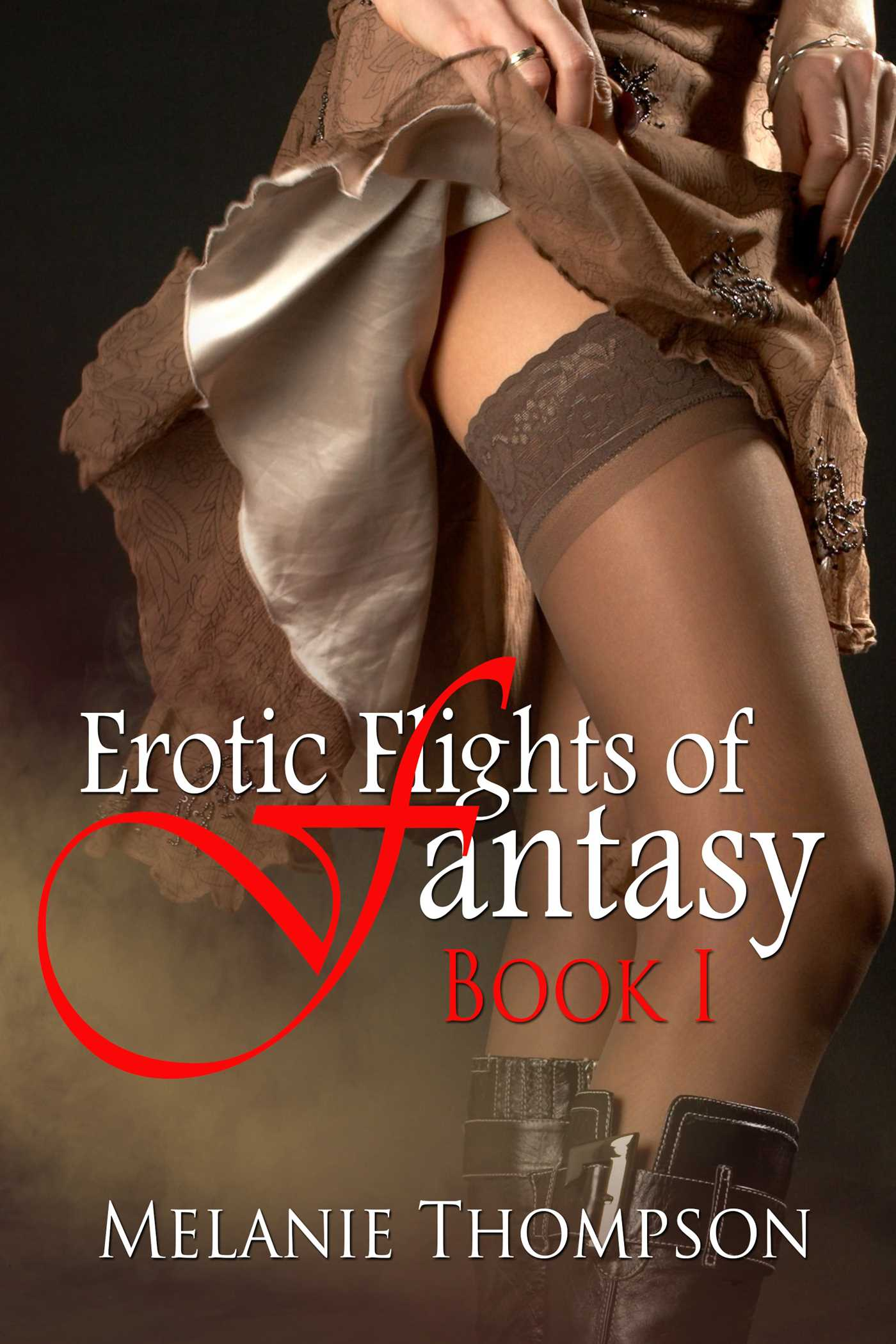 Something is. Publishers of erotic novels