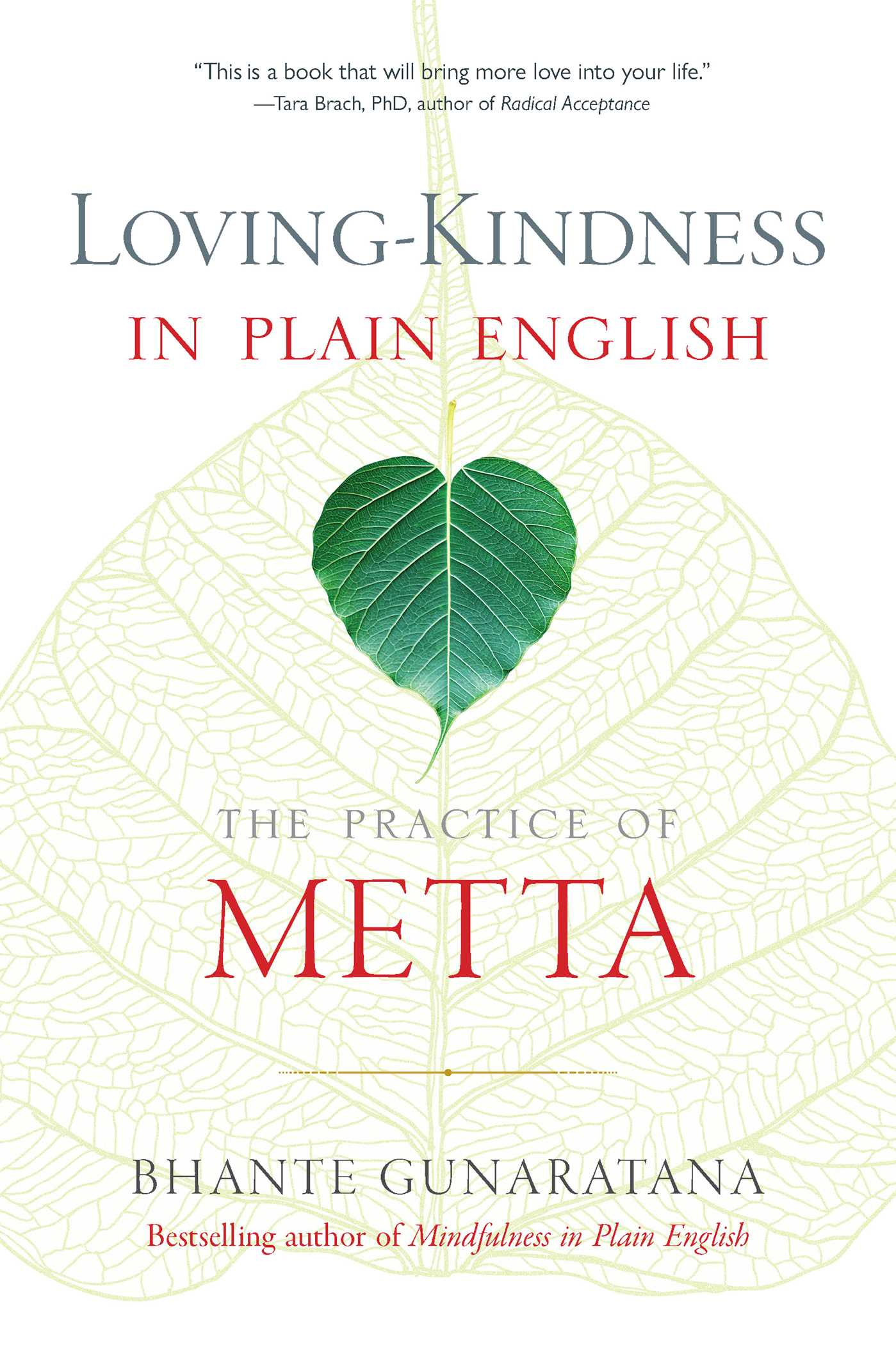 Loving kindness in plain english 9781614292494 hr