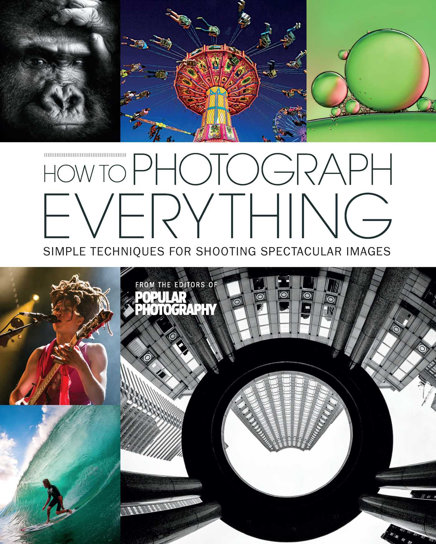 How to photograph everything (popular 9781616288068 hr