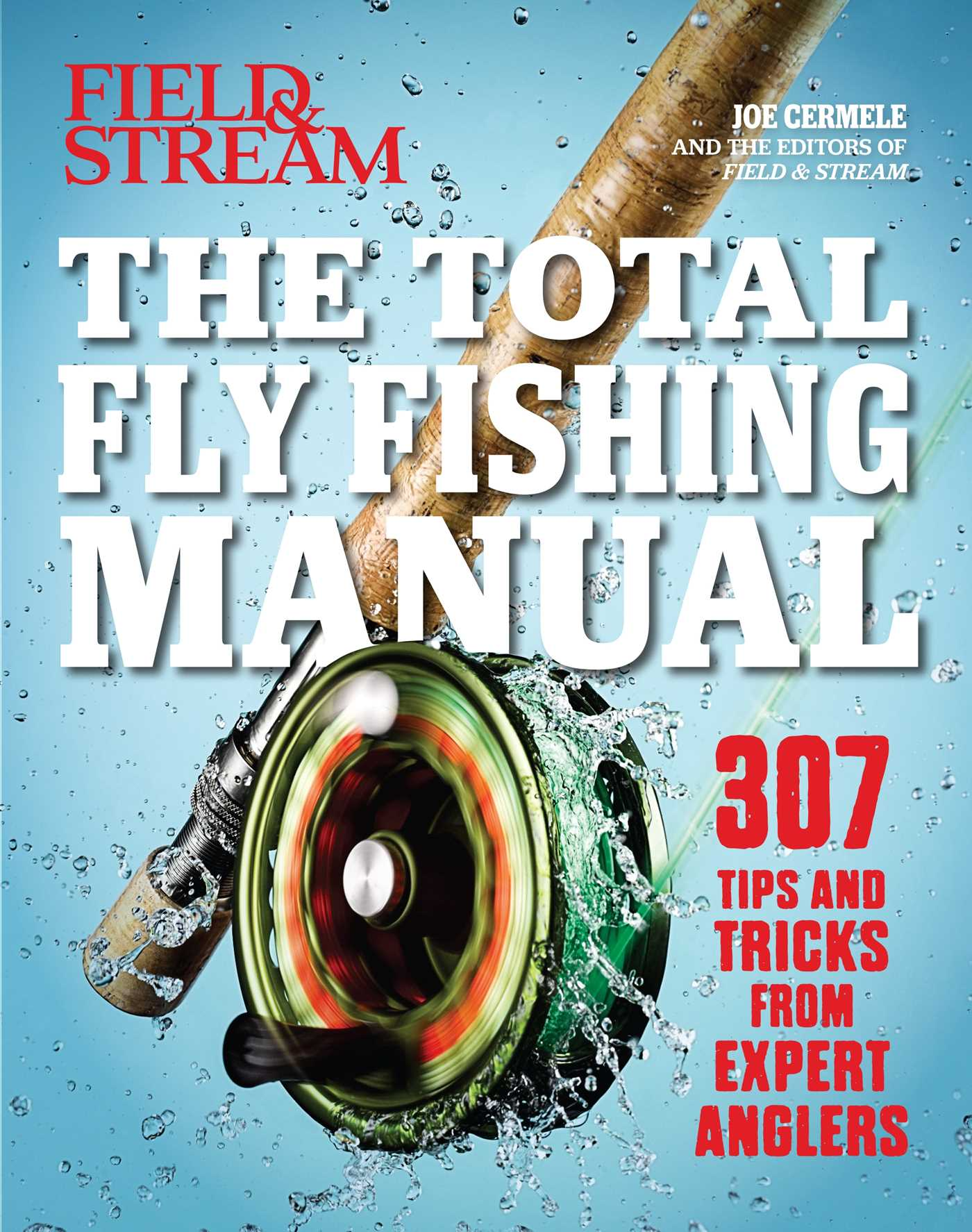 the total fly fishing manual book by joe cermele