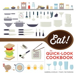 Eat! The Quick-Look Cookbook