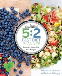 The Essential 5:2 Fast Diet Planner