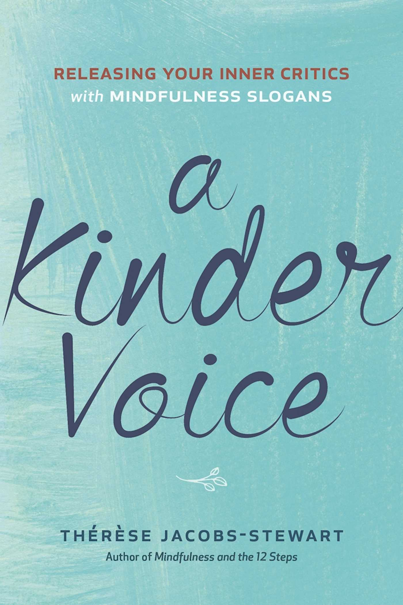 A kinder voice 9781616496395 hr