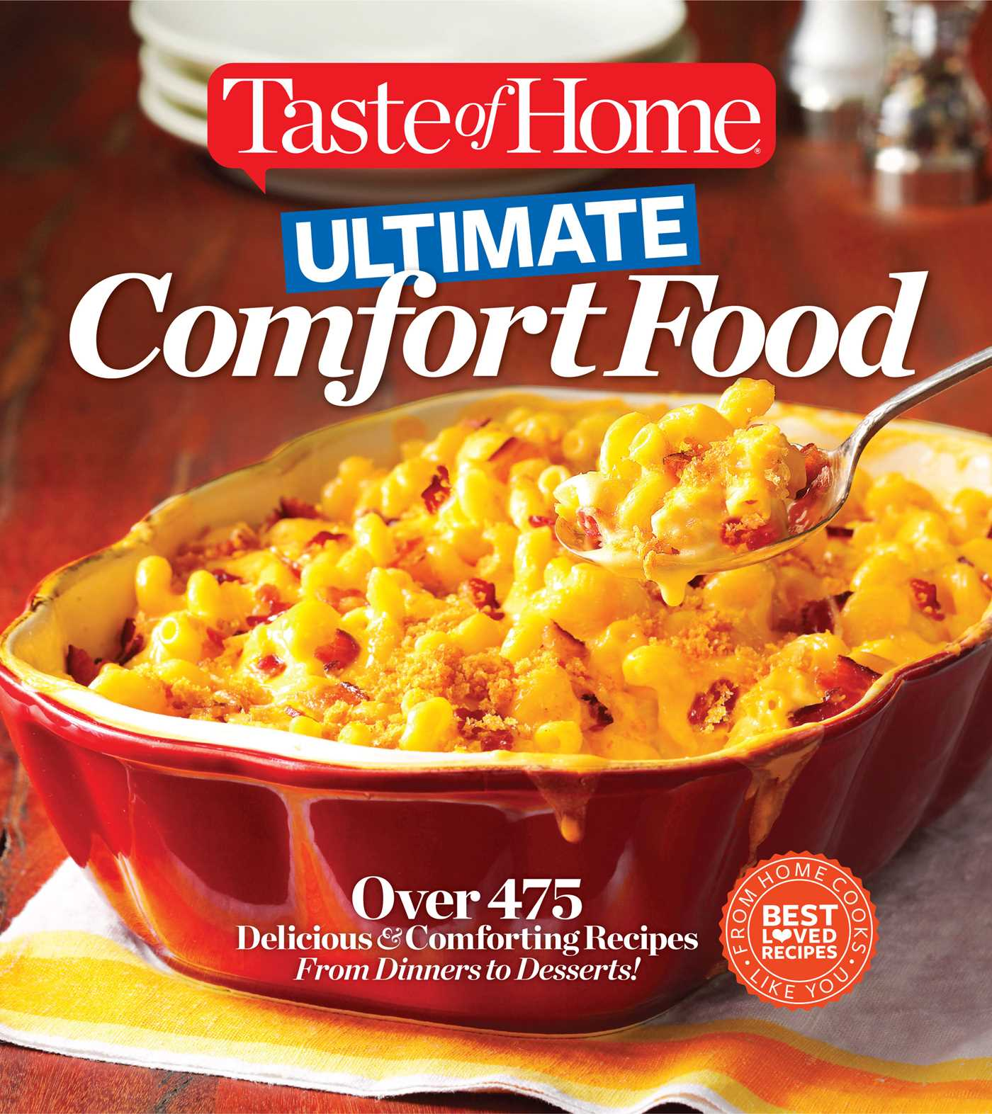 Taste of home ultimate comfort food 9781617653216 hr