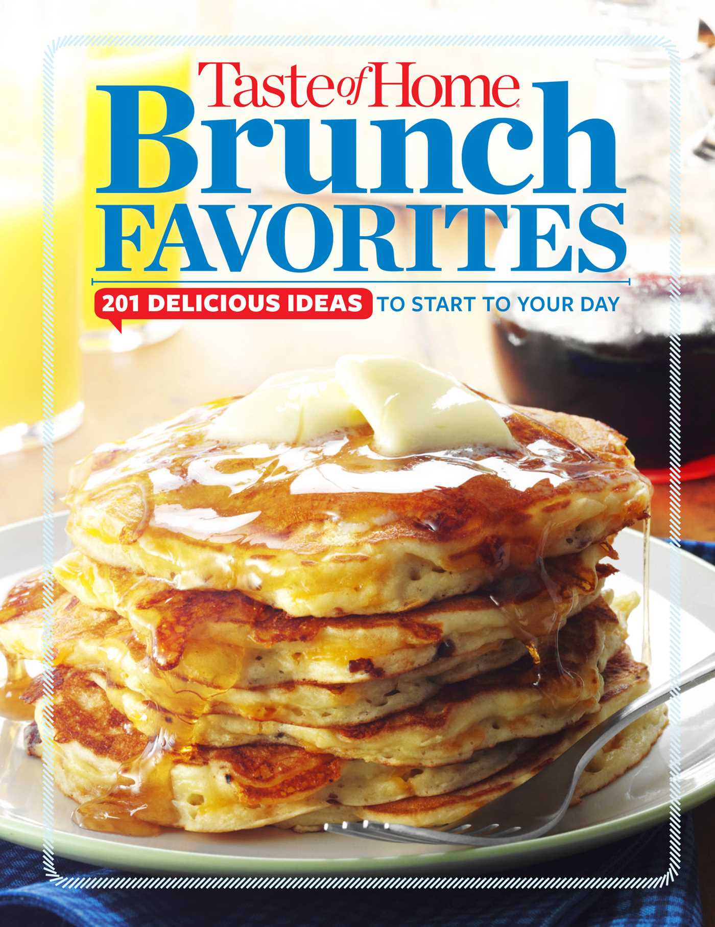 Taste of home brunch favorites 9781617653650 hr