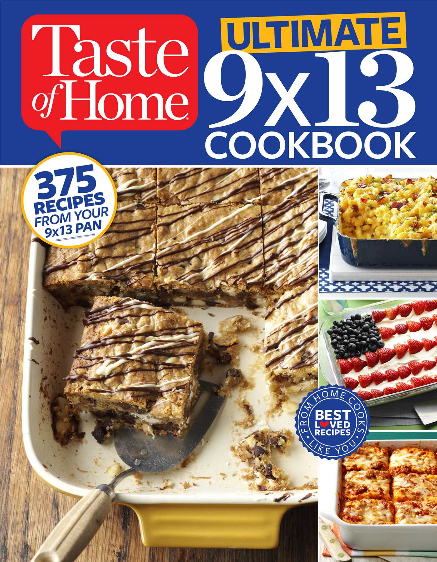 Taste of home ultimate 9 x 13 cookbook book by taste of home taste taste of home ultimate 9 x 13 cookbook 9781617654206 hr forumfinder Choice Image