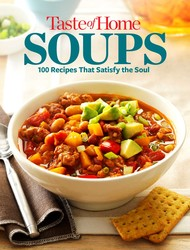 Taste of Home Soups Mini Binder