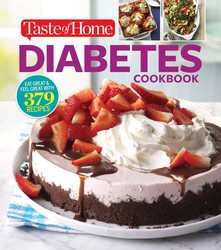 Taste of Home Diabetes Cookbook