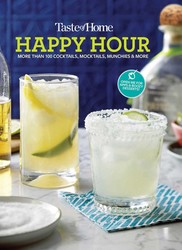 Taste of Home Happy Hour Mini Binder