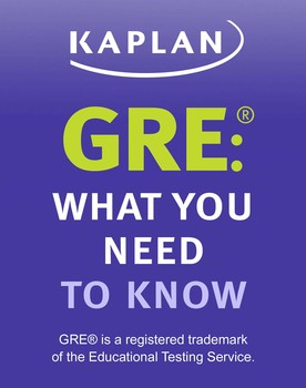 What should I expect on the GRE?