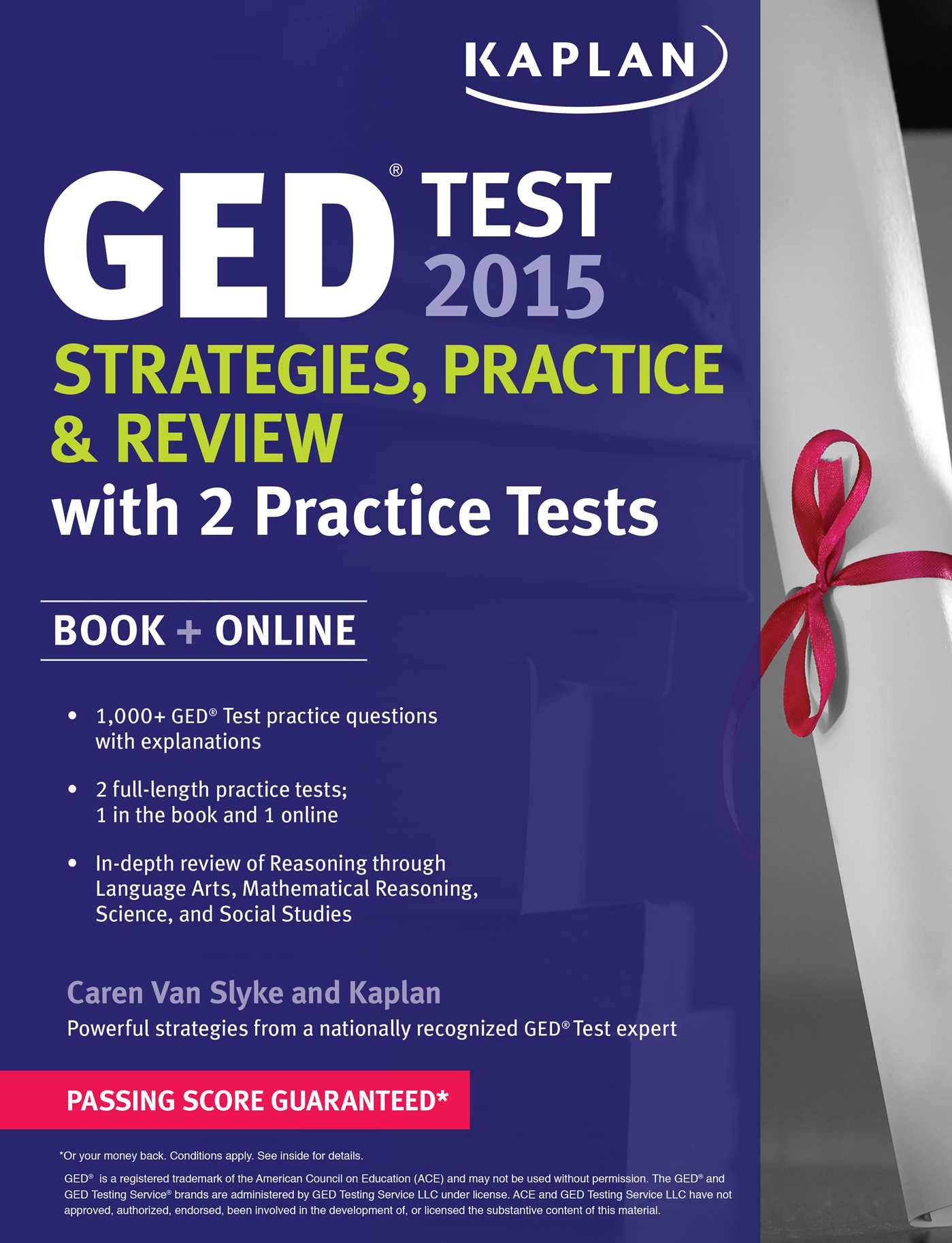 Free Study Guide for the GED® test - Union Test Prep
