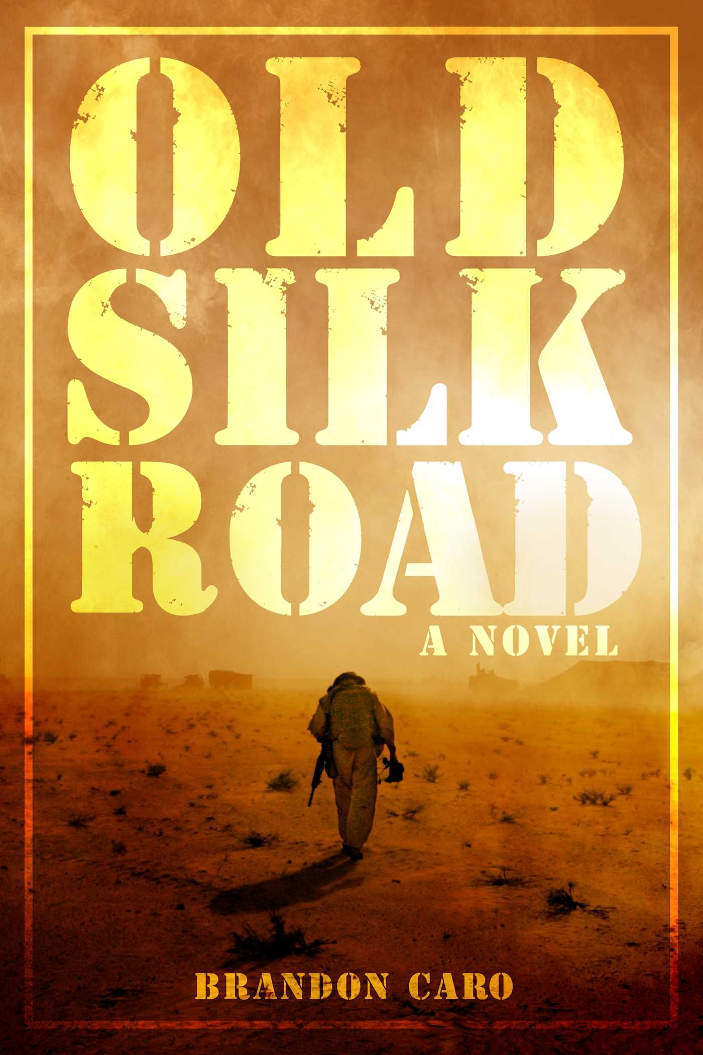 Old silk road 9781618688705 hr
