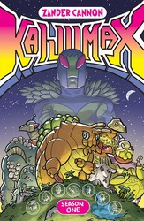 Kaijumax Season One