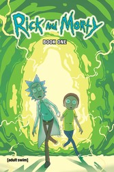 Rick and Morty Book One