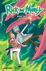 Rick and Morty Book Two
