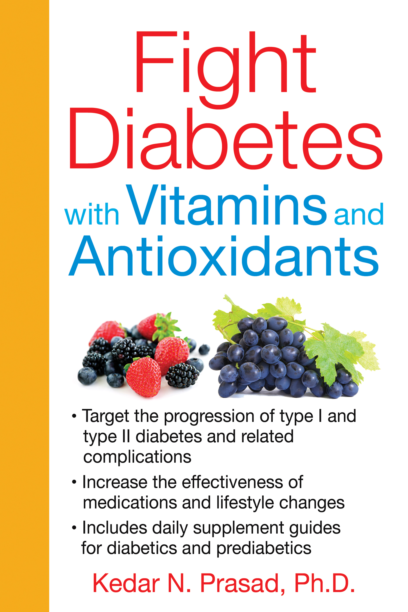 Fight diabetes with vitamins and antioxidants 9781620551660 hr