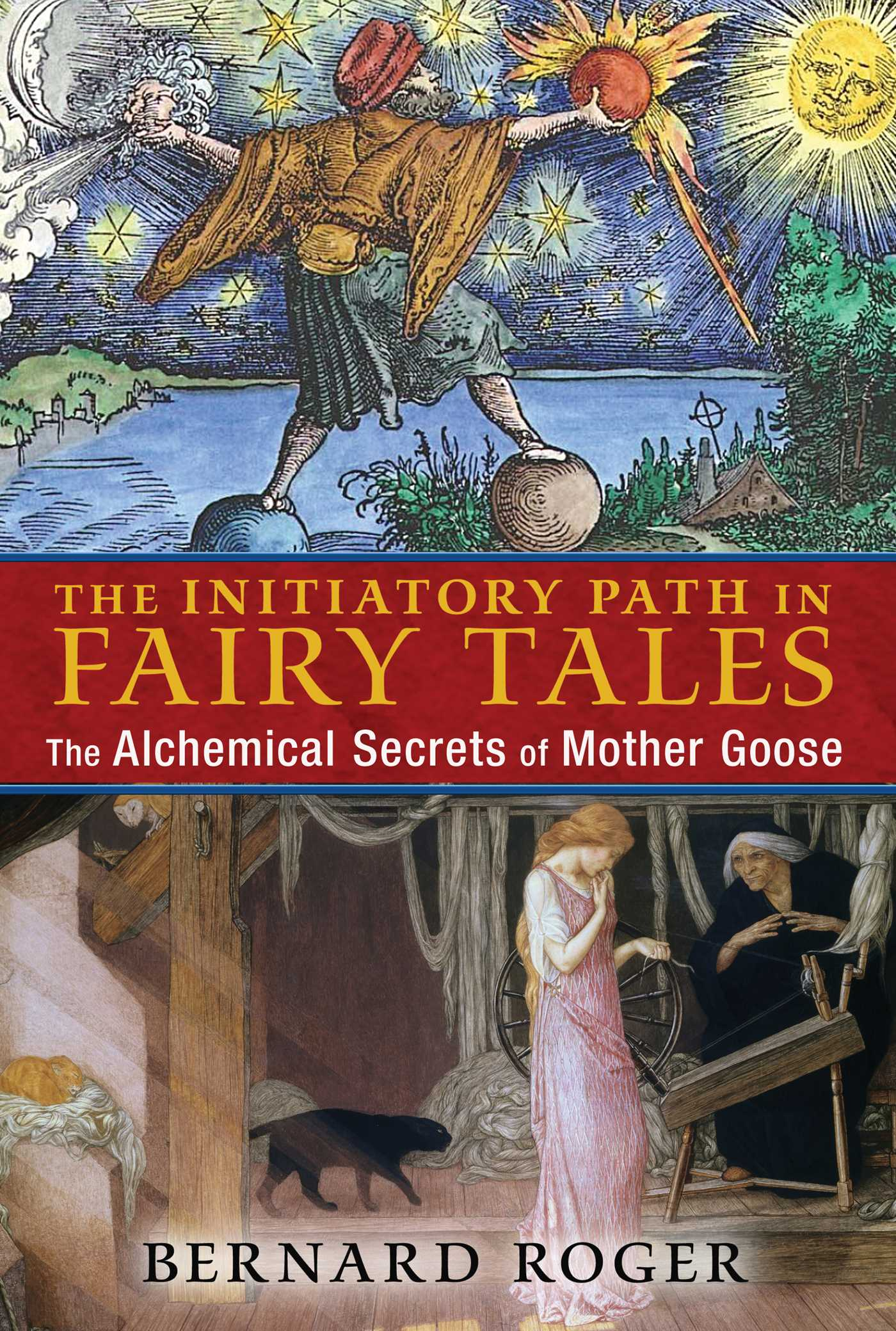 The initiatory path in fairy tales 9781620554036 hr