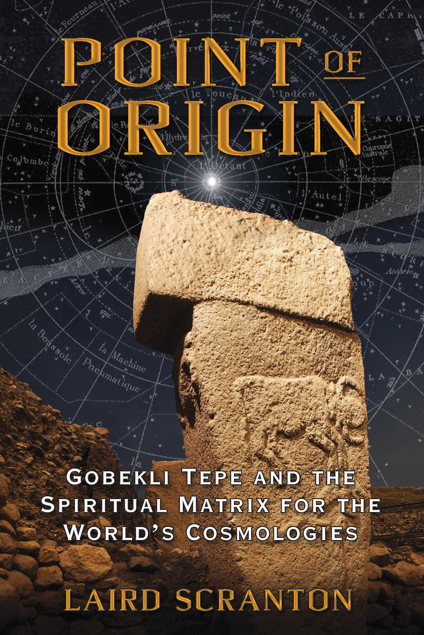 Point Of Origin Book By Laird Scranton Official Publisher Page