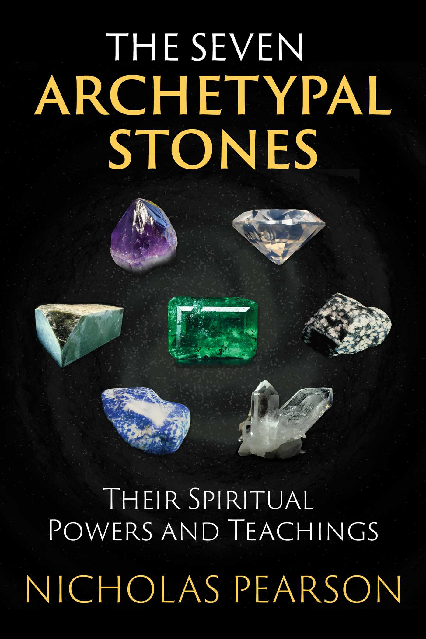 The seven archetypal stones book by nicholas pearson official book cover image jpg the seven archetypal stones fandeluxe Gallery