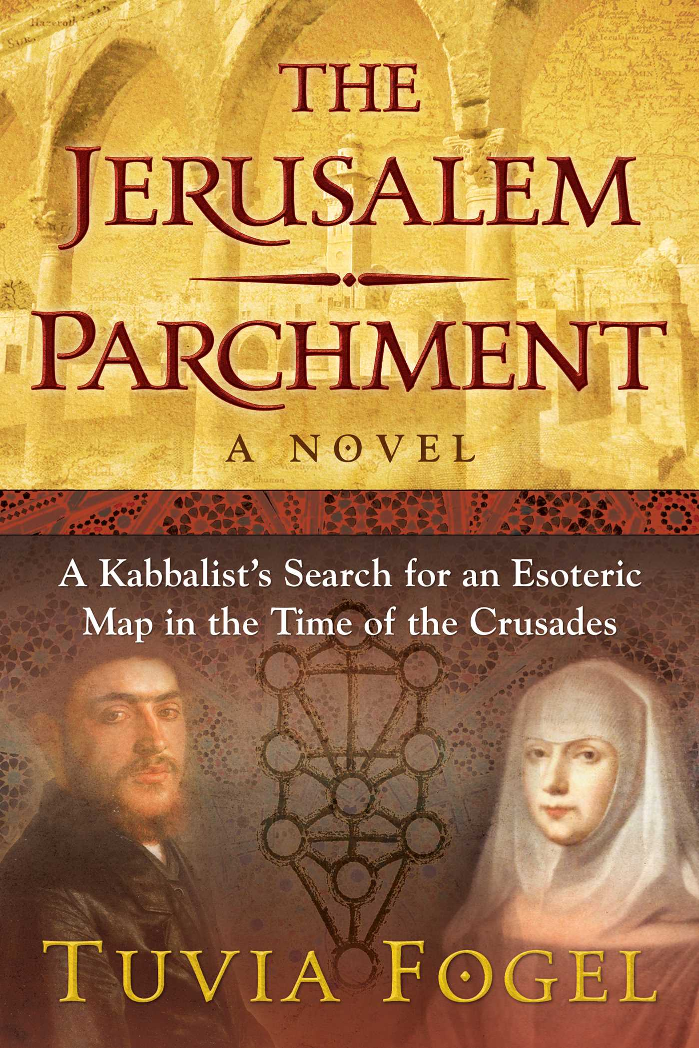 The jerusalem parchment 9781620556955 hr