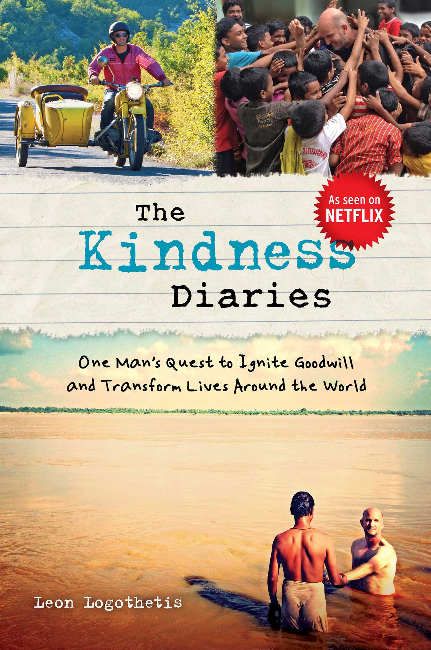 The kindness diaries 9781621451921 hr