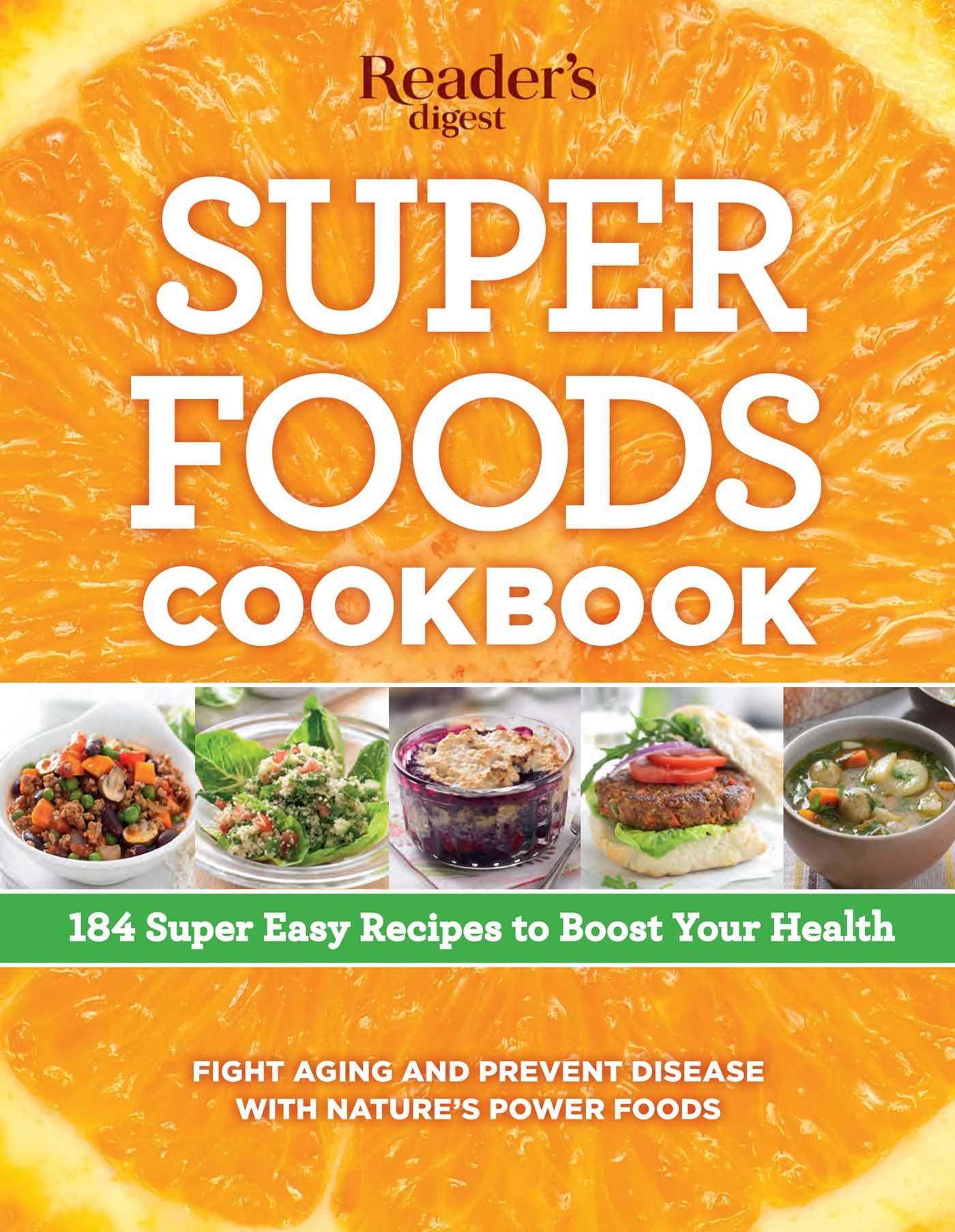 Super foods cookbook 9781621451983 hr