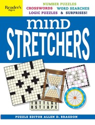 Reader's Digest Mind Stretchers Puzzle Book