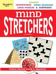 Reader's Digest Mind Stretchers Puzzle Book Vol.2