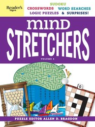 Reader's Digest Mind Stretchers Puzzle Book Vol. 4