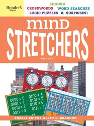 Reader's Digest Mind Stretchers Puzzle Book Vol. 5