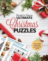 Reader's Digest Ultimate Christmas Puzzles