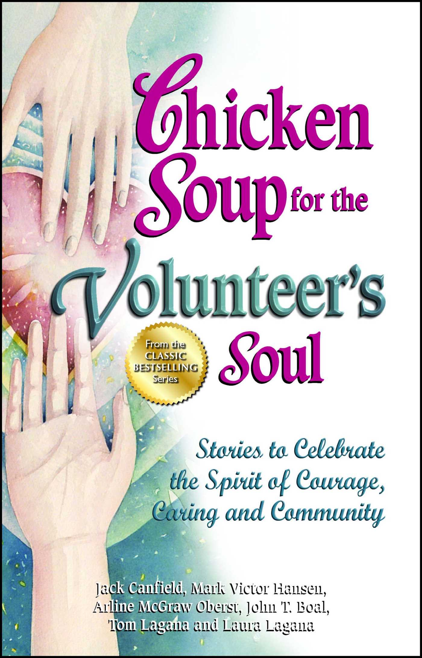 Chicken soup for the volunteers soul 9781623610012 hr