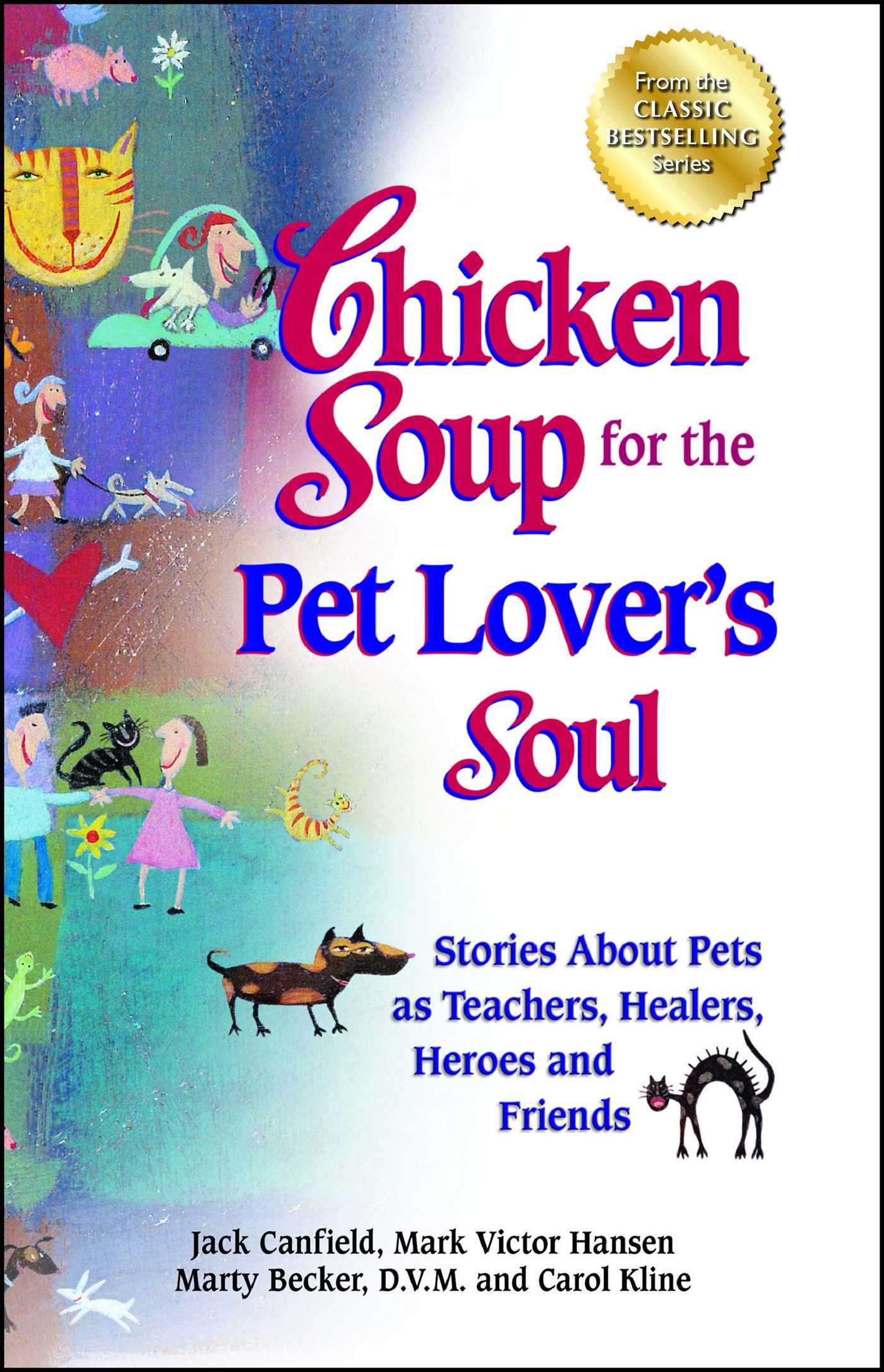 Chicken soup for the pet lovers soul 9781623610555 hr