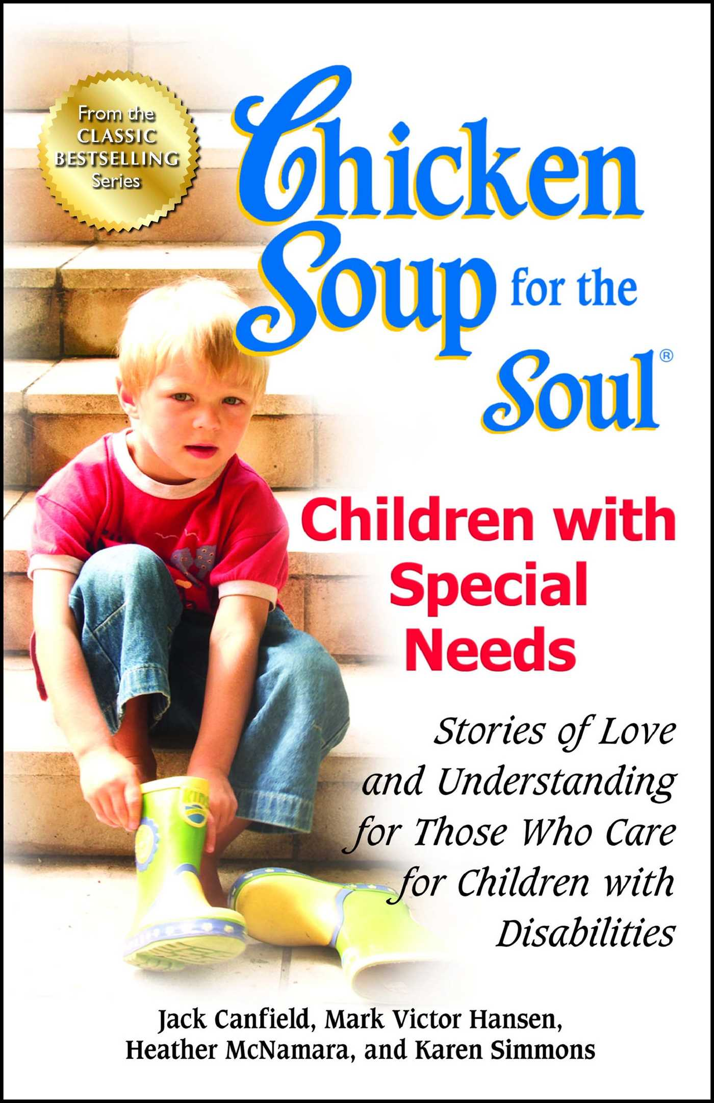 Chicken soup for the soul children with special needs 9781623610616 hr