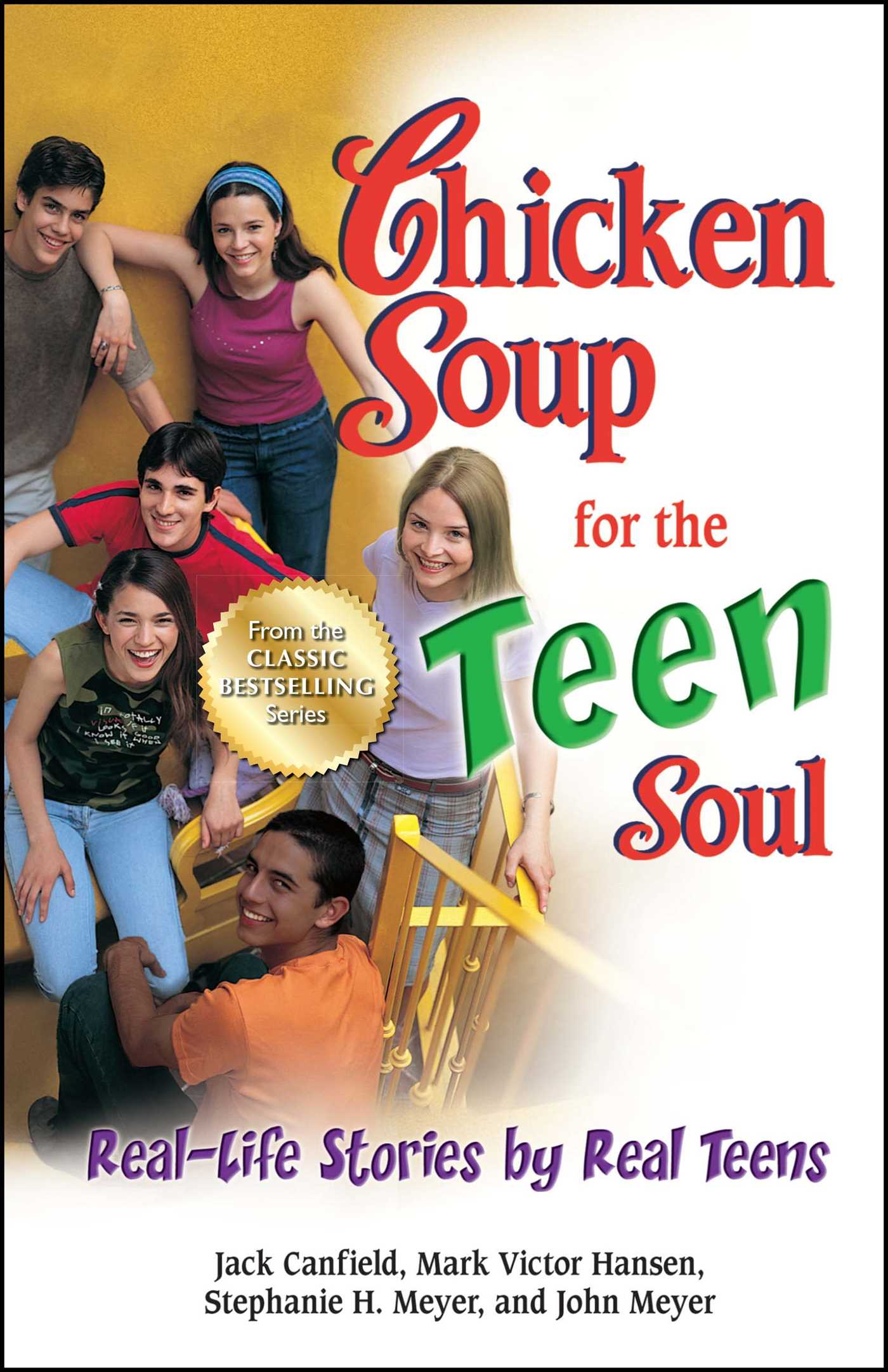 Chicken soup for the teen soul 9781623610807 hr
