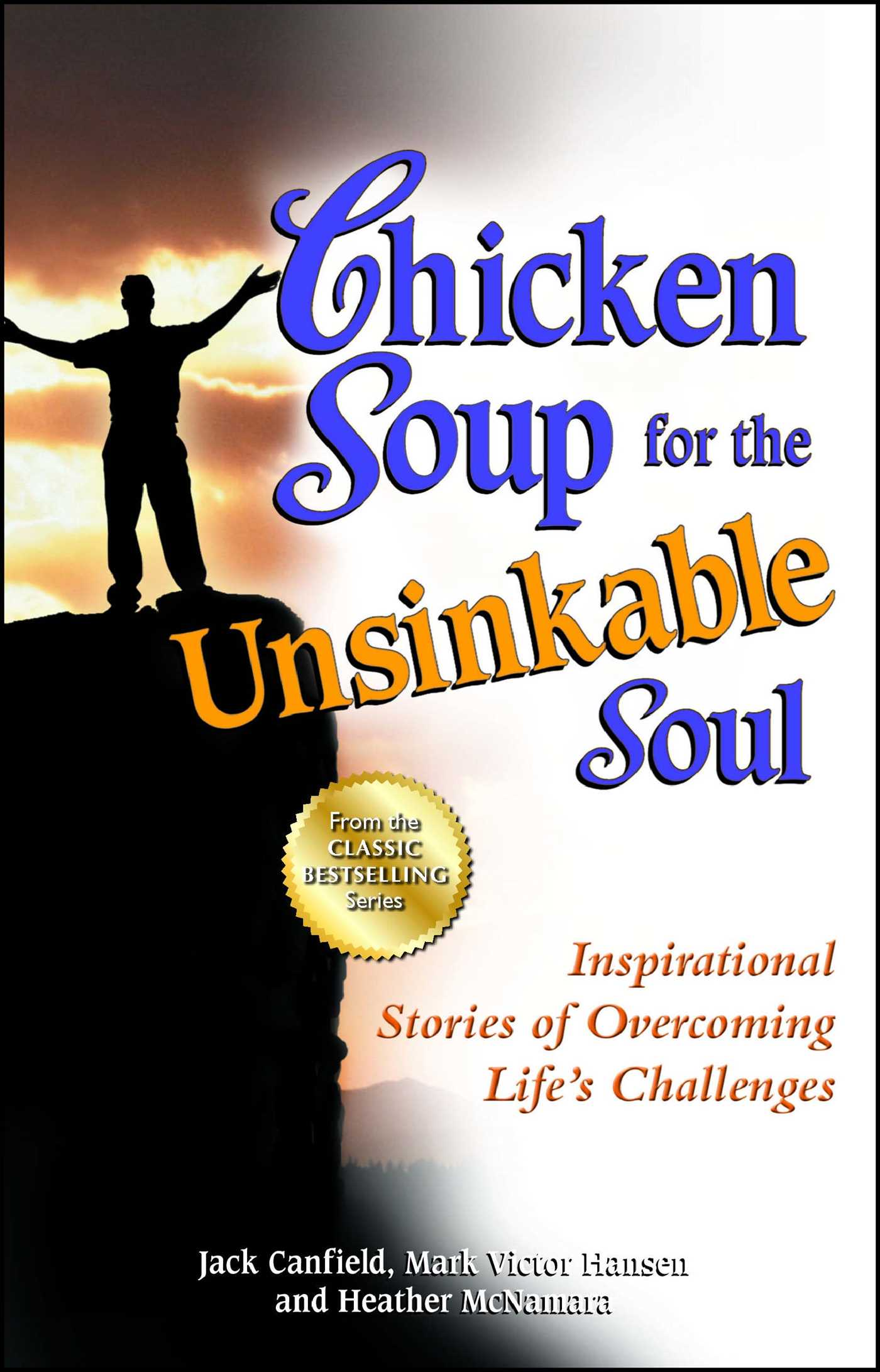 Chicken soup for the unsinkable soul 9781623610838 hr