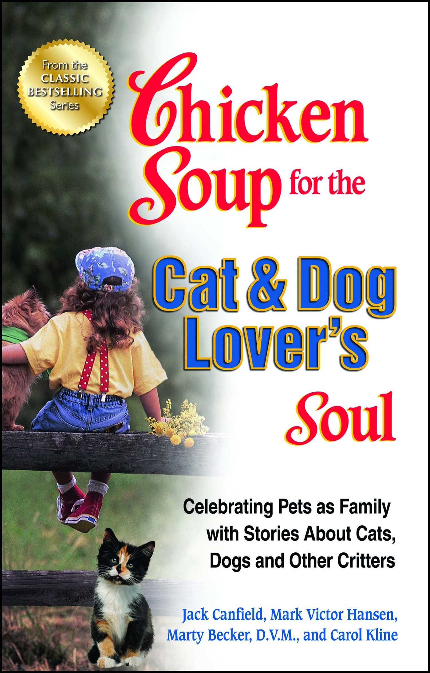 Chicken soup for the cat dog lovers soul 9781623610869 hr