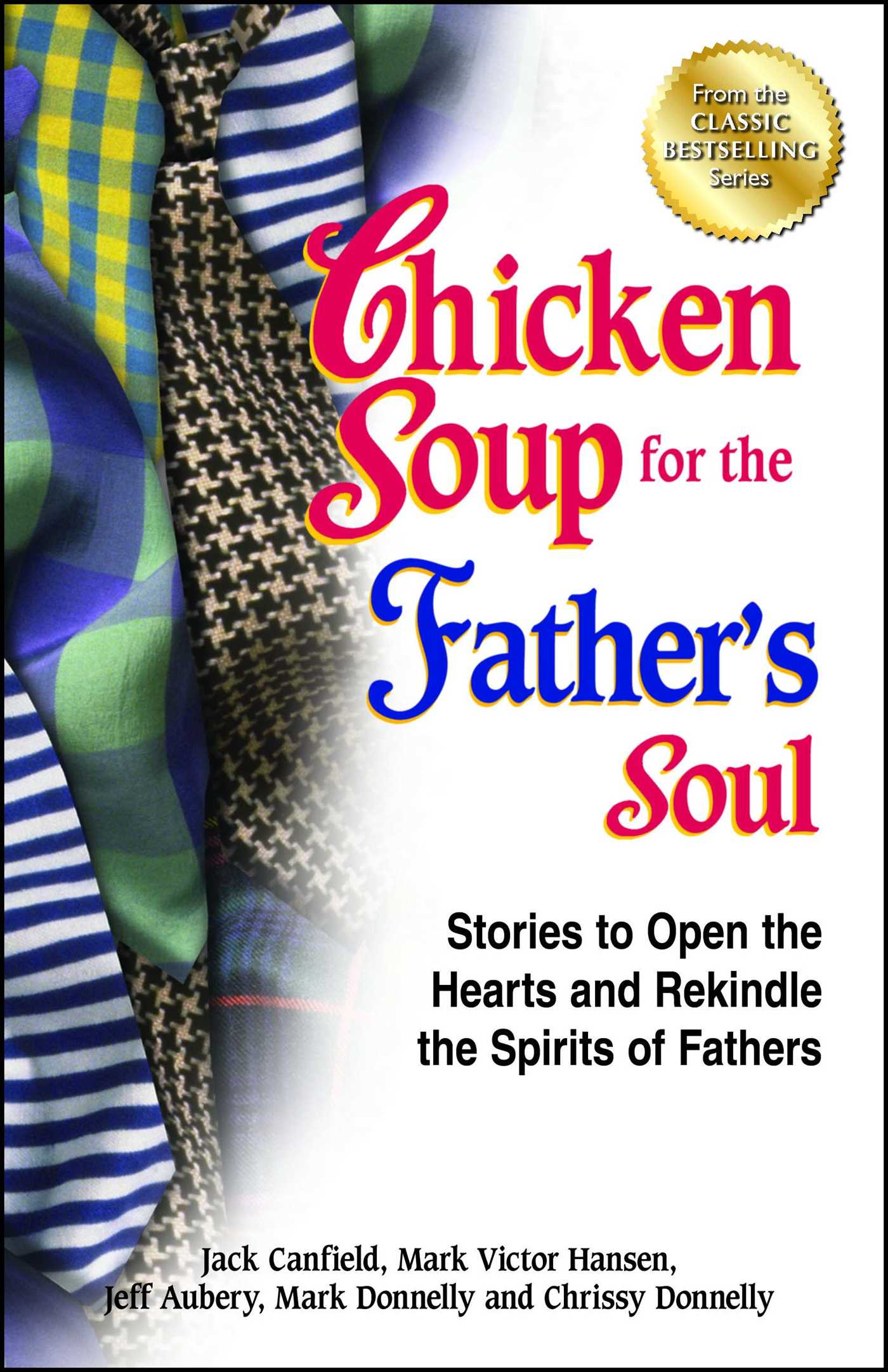 Chicken soup for the fathers soul 9781623610999 hr