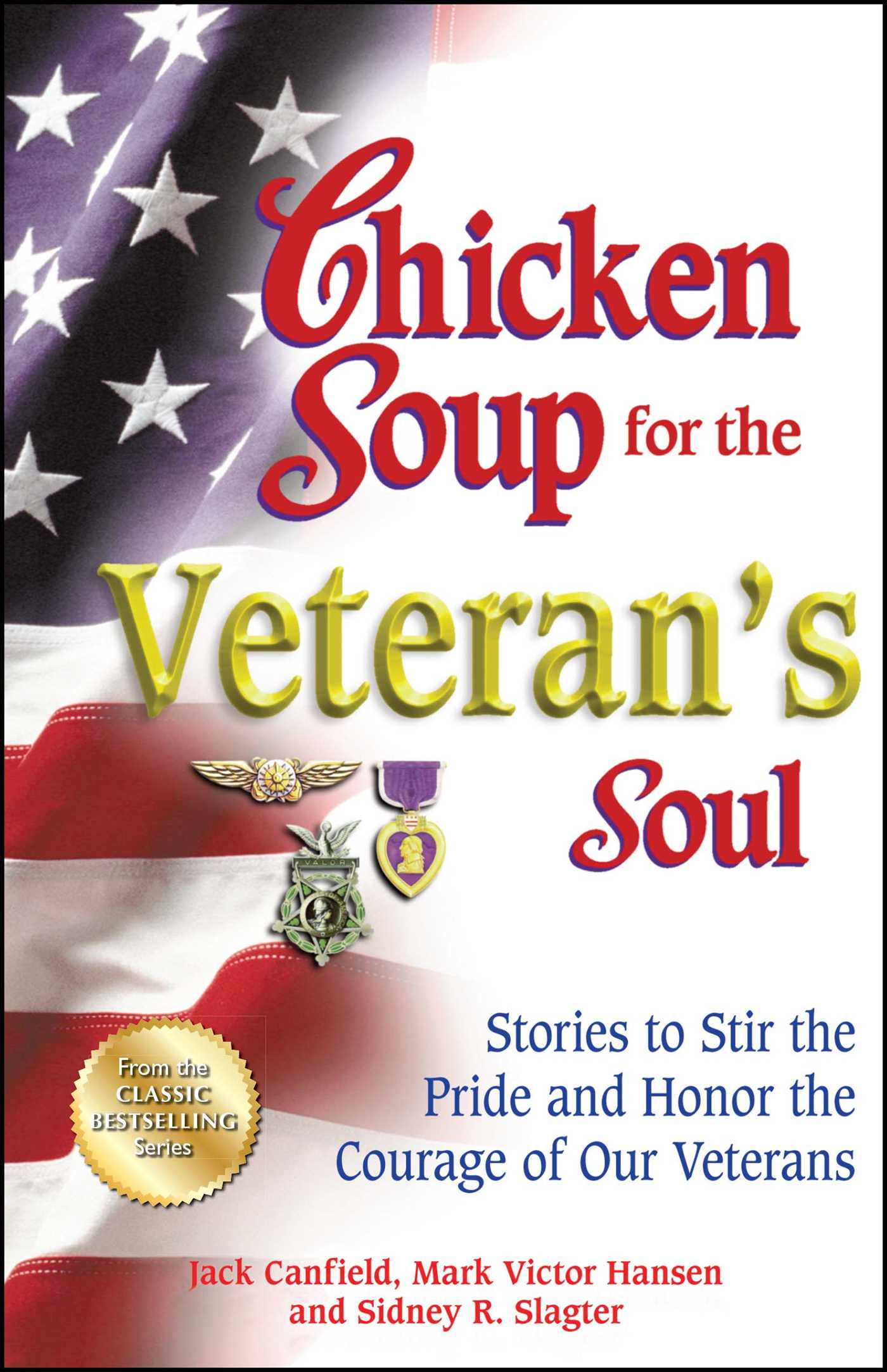 Chicken soup for the veterans soul 9781623611033 hr