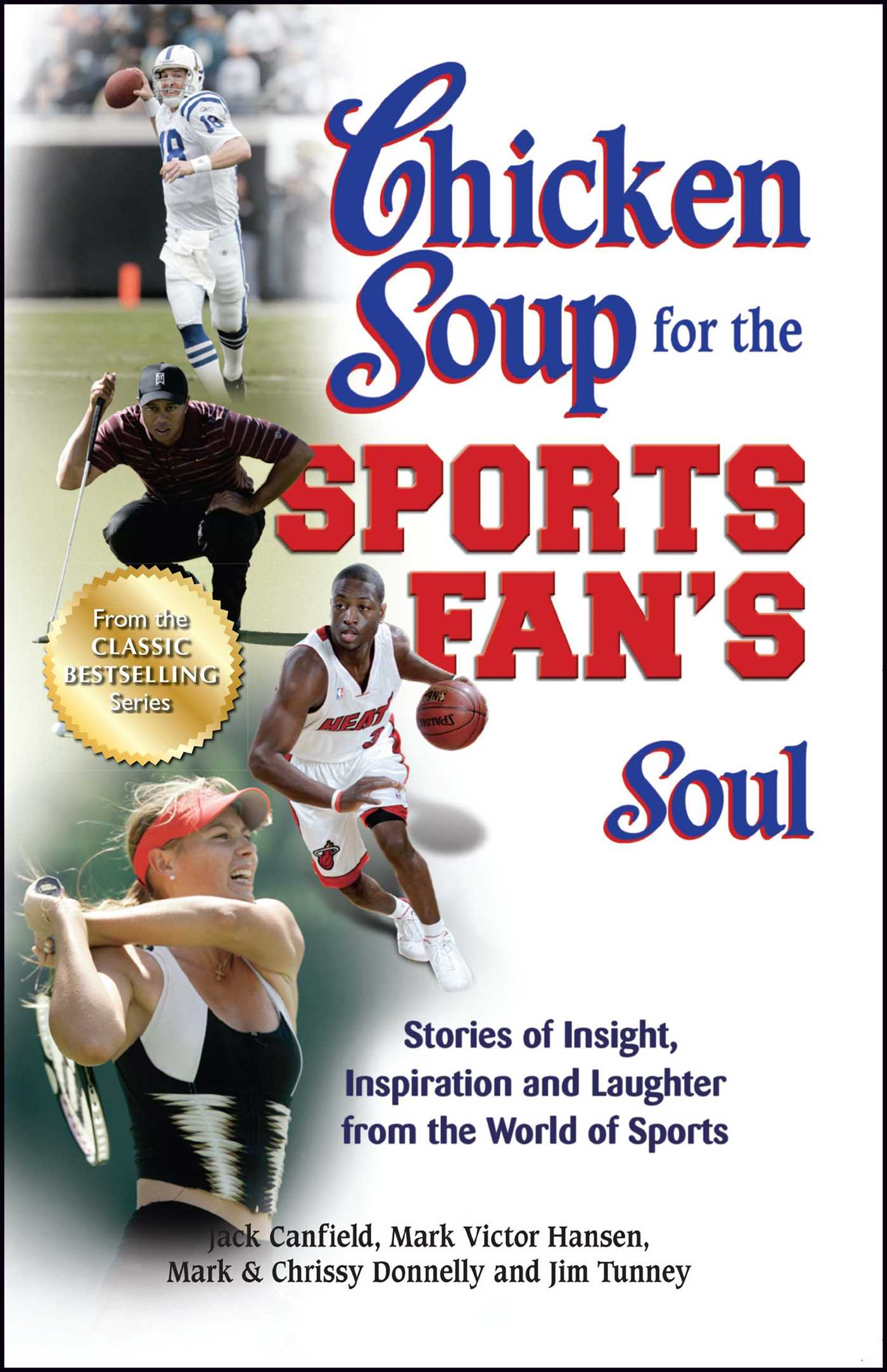 Chicken soup for the sports fans soul 9781623611187 hr
