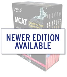Kaplan MCAT Complete 7-Book Subject Review
