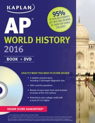 Kaplan AP World History 2016