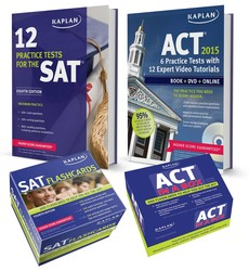 College Prep Comprehensive for SAT and ACT
